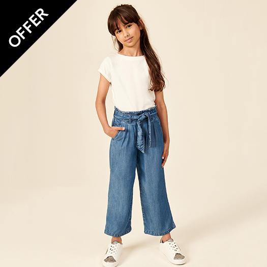 Girls Denim